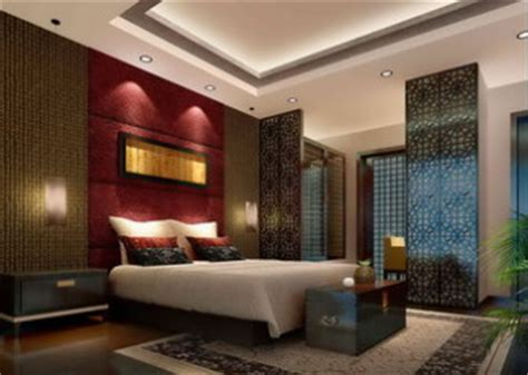 luxury bedroom scene chinese style luxury bedroom scene free 3dmax model free