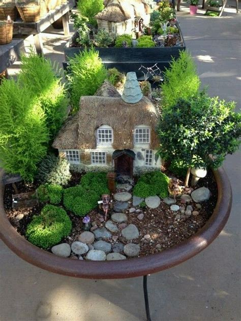 miniature gardening com cottages c 2 miniature gardening com cottages c 2 thatched roof cottages and lanyards on pinterest