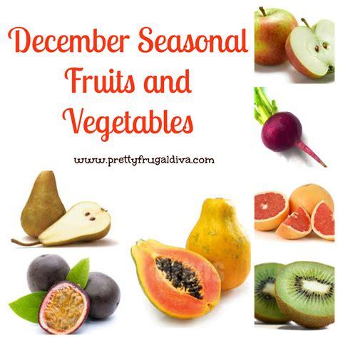 fruit in season december decembers seasonal fruits and vegetables pretty frugal