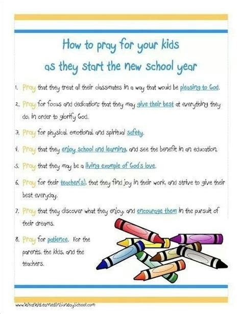 best prayers for welcoming the new year 60 best september welcome back images on back to school prayer school stuff and