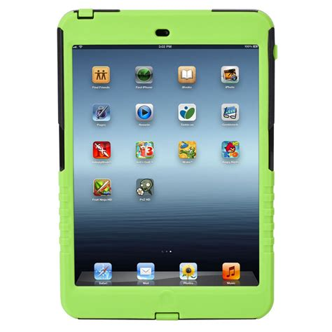 Rugged For Mini by Targus Safeport 174 Rugged For Mini Green Thd04705us