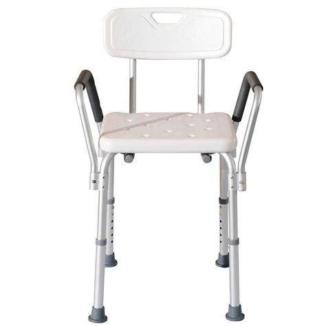 shower bench for elderly new medical shower chair elderly bathtub shower seat chair bench optional back ebay