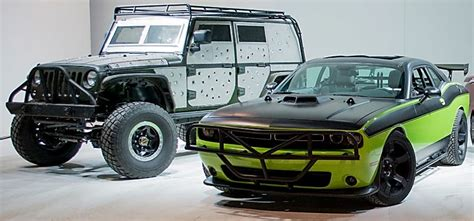 Fastest Jeep Official Photos Battle Ready Furious 7 Armored