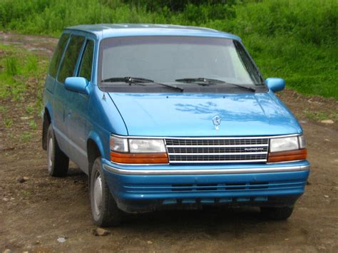 1993 plymouth voyager jasaser 1993 plymouth voyager specs photos modification