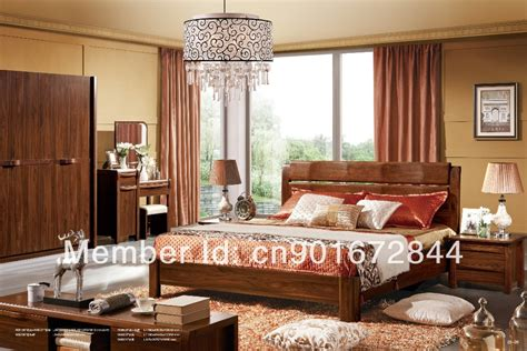 modern solid wood bedroom furniture solid wood furniture modern wood bed classical bed