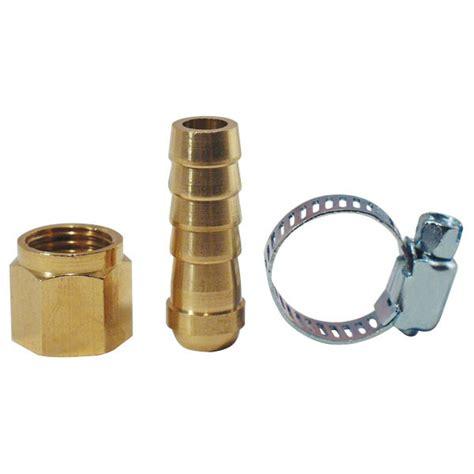 Hose Repair Kit 3 8 Id Female Swivel Aes Industries 7350