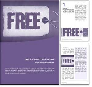 free word templates royalty free free microsoft word template in purple