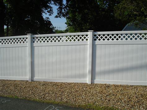 strauss fence company vinyl colored privacy slats