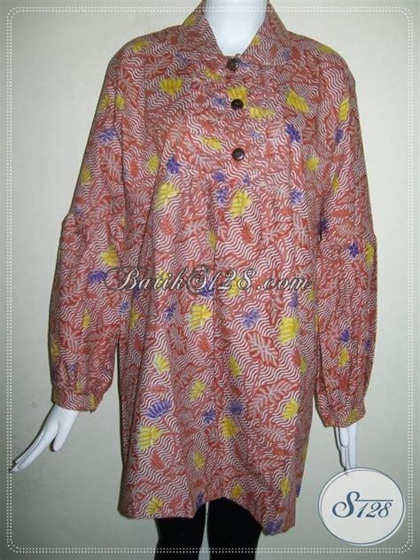 Baju Batik Modern Muslim Kebaya Jawa Kemeja Pria Cataleya Ungu batik jawa baju batik jawa pakaian batik klasik halus produk terbaru dari jawa tengah model