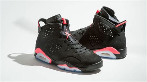 retro le air vi black infrared pour le black friday