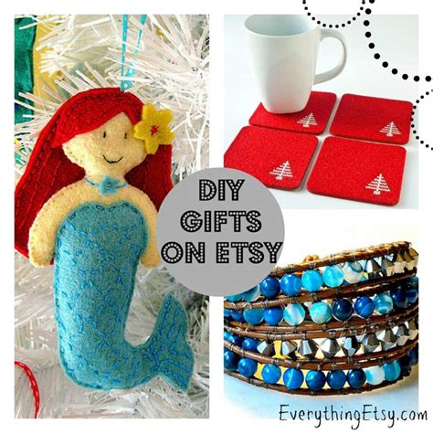 Handmade Gifts Etsy - diy gifts on etsy