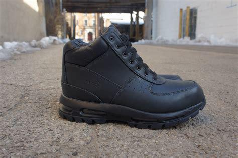 nike air max goadome boots black 99 98 soleracks