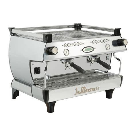 Coffee Machine La Marzocco la marzocco gb5 2 av automatic espresso machine