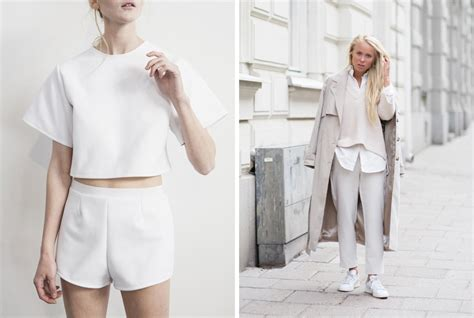 all white outfits shopstyle total white fashion agony daily outfits fashion