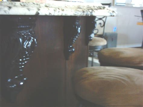 cherry corbels a perfect accent for bar project osborne versatility of hand carved corbels osborne wood videos
