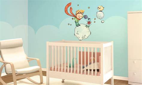 stickers chambre enfant chambre b 233 b 233 le petit prince leostickers