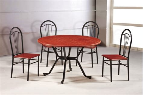 Metal Dining Room Set by Dining Table Metal Dining Table Set