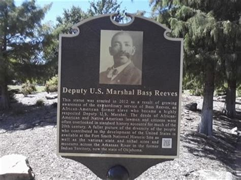 S Garden Fort Smith by Deputy U S Marshal Bass Reeves Fort Smith Ar Arkansas