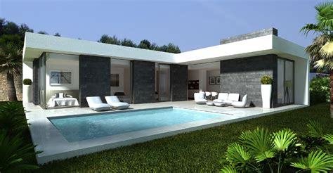 brand new designer villas built to order costa blanca spain luxury designer villas built to order in denia large