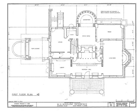 hollyhock house plan file winslow house floor plan gif wikimedia commons