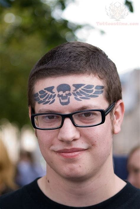 tattoo cross on forehead forehead images designs