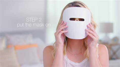 light therapy acne mask reviews review neutrogena light therapy acne mask