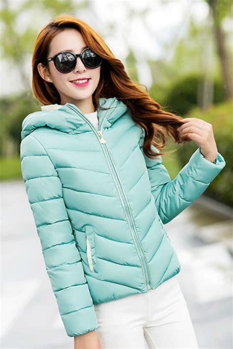 Hoodie Jaket Baju Hangat Pull 1 jaket hoodie wanita korea lightblue korean jacket