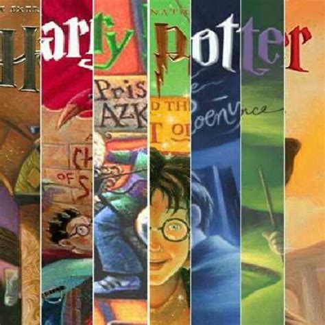 harry potter books pictures harry potter book cover collage books worth reading