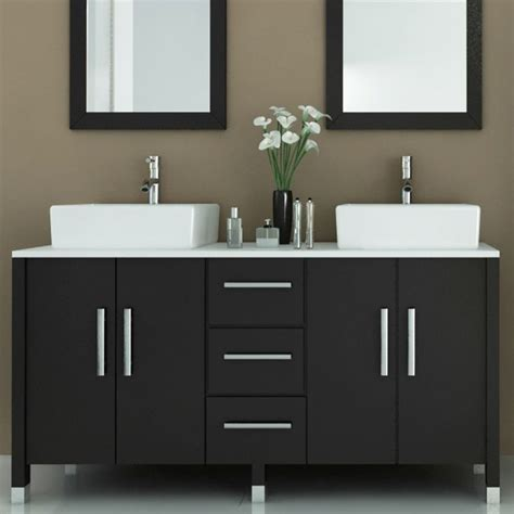contemporary bathroom cabinets 25 best ideas about modern bathroom vanities on
