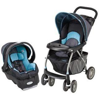 evenflo comfort fold vintage allwin comfort baby cars blue pram carriage