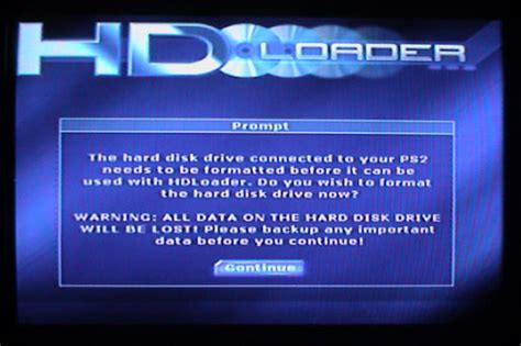 format hard disk for ps2 the iso zone forums view topic getting ps2 to load