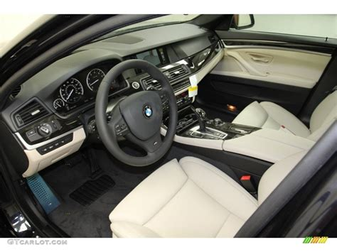 Bmw Oyster Interior oyster black interior 2013 bmw 5 series 550i sedan photo 71093203 gtcarlot