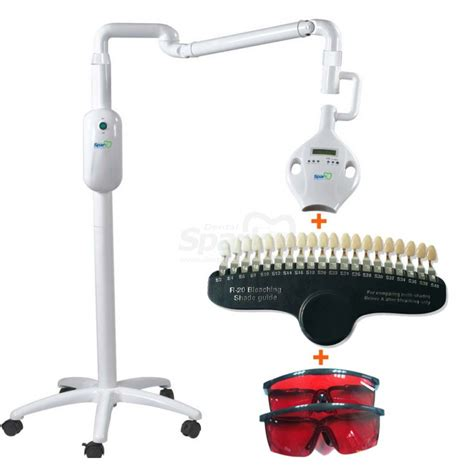 dental teeth bleaching led uv light tooth acrylic resin