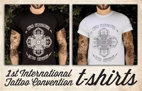 tattoo logo t shirts our logo t shirts c i t c 2014 cyprus international