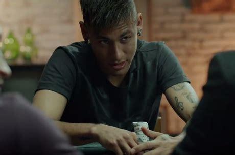 neymar jr esta de volta ao time de embaixadores  pokerstars pokernews