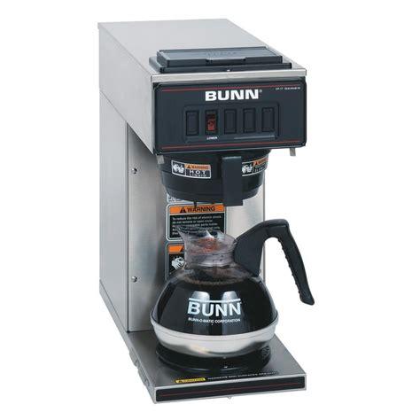 bunn coffee makers bunn coffee maker with bunn coffee pot nice design bunn