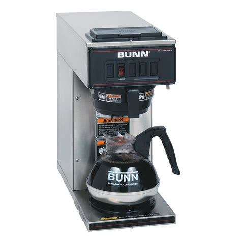 Bunn Coffee Maker With Bunn Coffee Pot Nice Design   Bunn Cofee Pot   Pinterest   Coffee maker