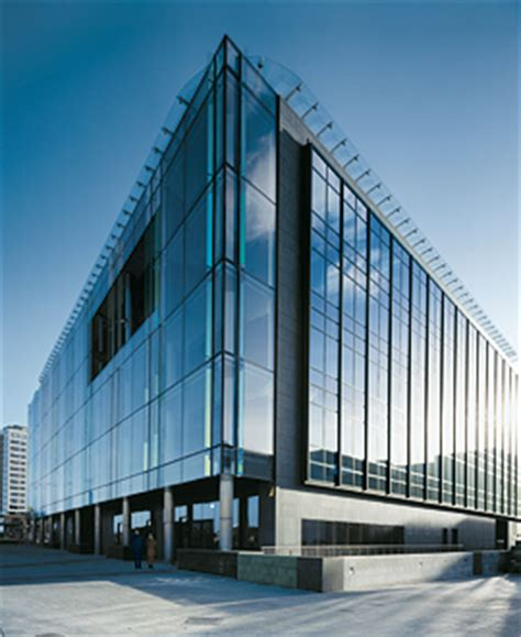 who says modern buildings are all glass fail ouch glass opens up new horizons for design schott north