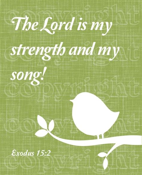 the lord is our salvation large print a lenten study based on the revised common lectionary scriptures for the church seasons books exodus 15 2 the lord is my strength and song and he is