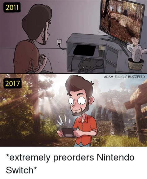 Nintendo Switch Memes - funny nintendo switch memes of 2017 on sizzle trailer
