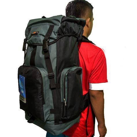 backpacker bag sport  tas ransel gunung big space