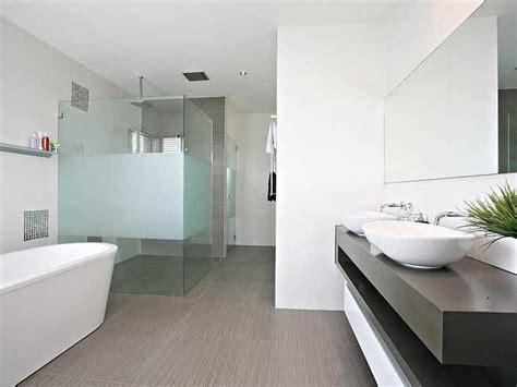 bathroom ideas australia frameless glass in a bathroom design from an australian