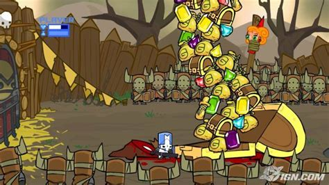 Castle Crashers Wizard Castle Interior by דיון רשמי Castle Crashers