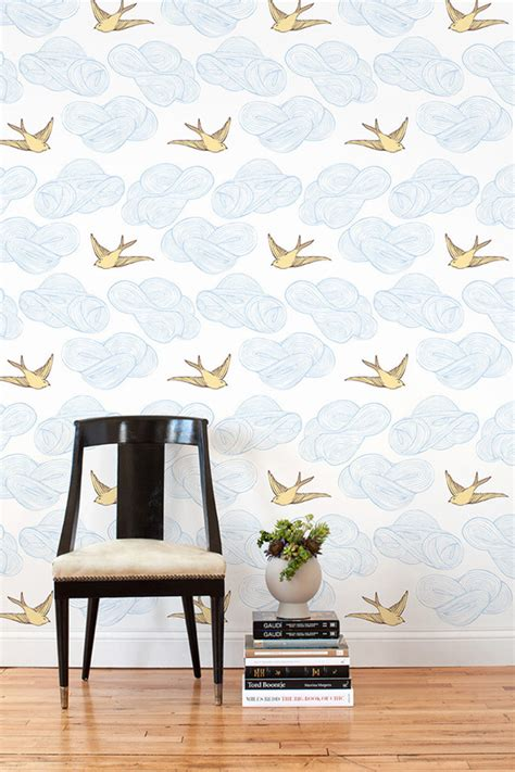 easy remove wallpaper for apartments 10 tips for decorating a rental at home in