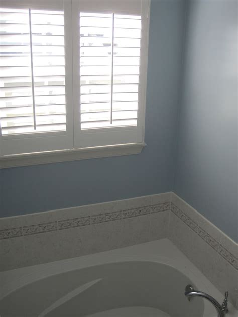 behr quot sonata quot blue bathroom paint colors posts colors and blue bathrooms