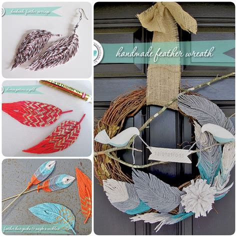 Handmade Yarn - how to handmade diy yarn feather