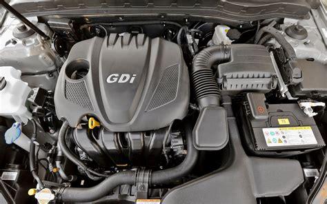 Kia Optima Engines 2012 Kia Optima Engine Photo 38