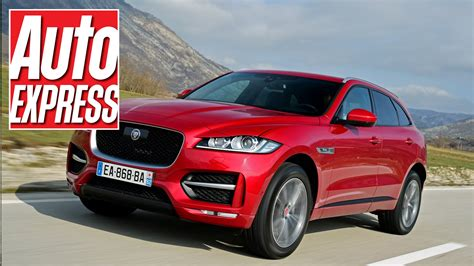 new suv jaguar new jaguar f pace review is jag s suv debut hit miss or