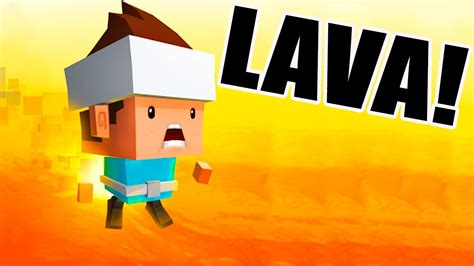 home design lava game the floor is lava by ketchapp android game gameplay youtube