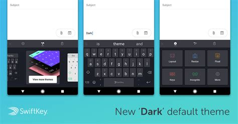 themes for swiftkey keyboard swiftkey keyboard updated with new default themes and